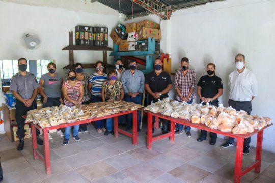 Internos de la Unidad 12 y 18 asistieron al comedor ElChogüi de Los Hornos y al Centro de Participación La Casita de Gorina