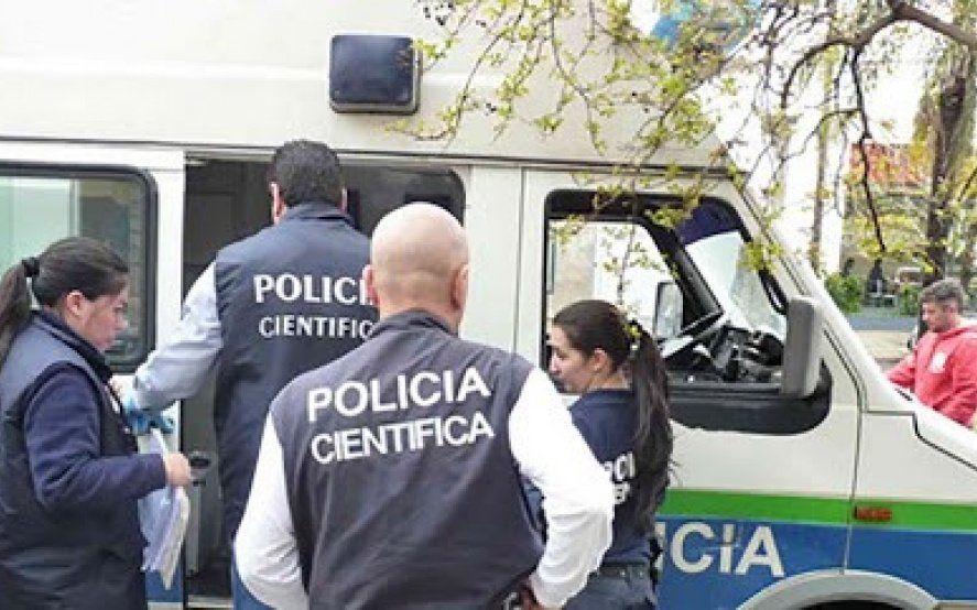 Dos motochorros atacaron a un jefe policial en un violento caso de inseguridad