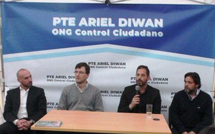 Lanzaron la ONG Control Ciudadano en Morón con el apoyo del Frente de Todos