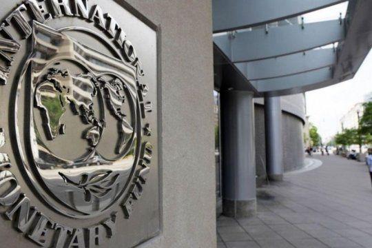 en medio de la pandemia, el fmi lanzo su pronostico para la economia de argentina