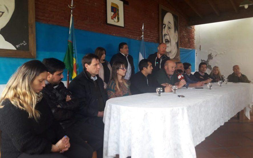 Efecto Cristina: en Ayacucho el PJ irá en un frente y buscará volver al poder