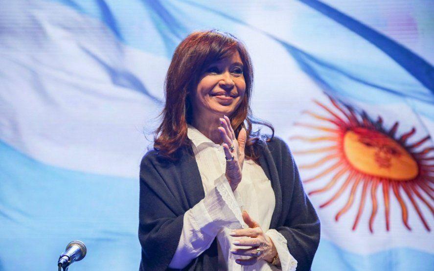 Seguí en vivo la presentación del libro de CFK en Mar del Plata