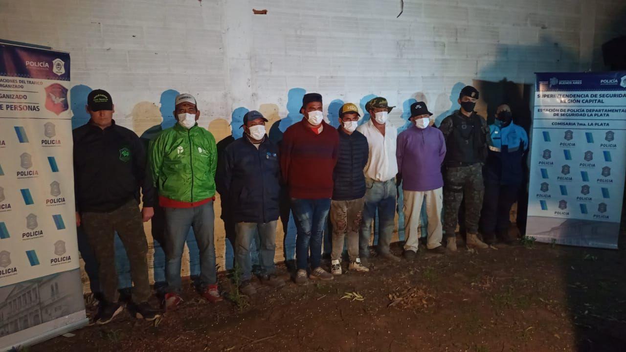 Los nuevos detenidos por el caso de trata de personas en La Plata
