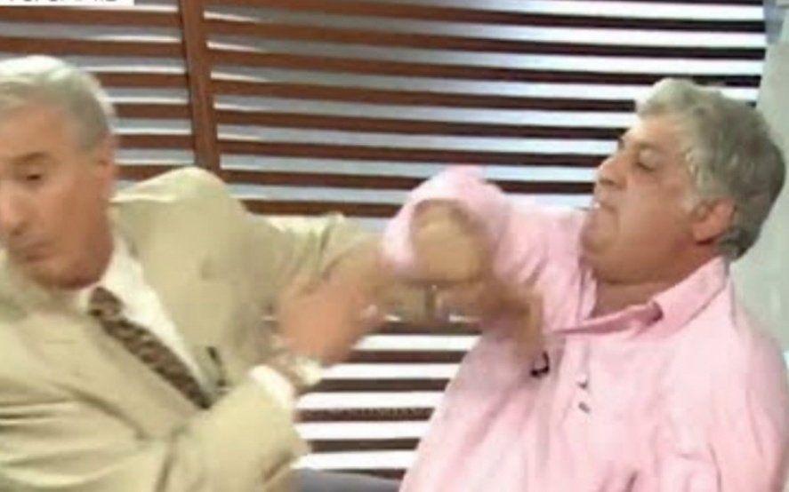 Samid vs Viale segundo round: el empresario atacó al periodista en las redes