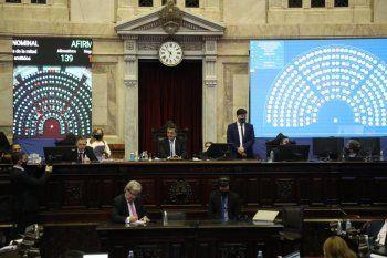 Diputados aprobó el proyecto de ley del Presupuesto 2021