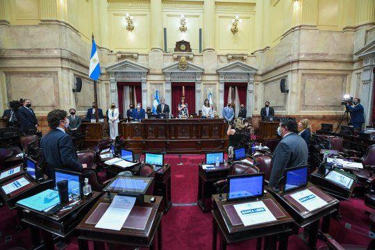 El Senado de la Nación se alista para tratar Ganancias
