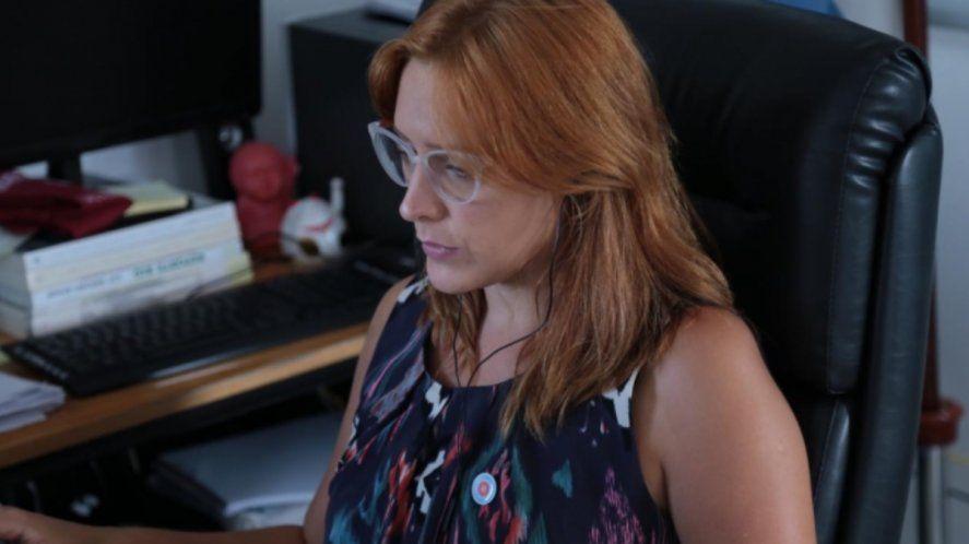 Mara Ruiz Malec cruzó a María Eugenia Vidal