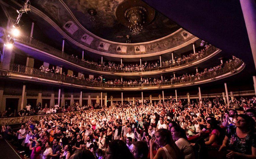 Música y teatro: programá tu fin de semana con los espectáculos del Coliseo Podestá