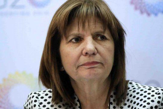 Patricia Bullrich eligió a Jair Bolsonaro antes que a CFK.