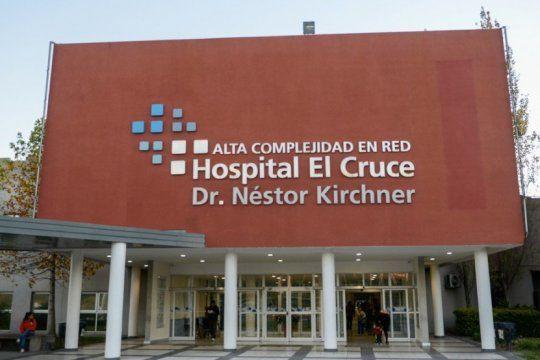 El hospital El Cruce celebró 24 horas sin casos de coronavirus