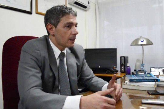 mil fiscal Mauricio del Cero ordenó la detención del policía