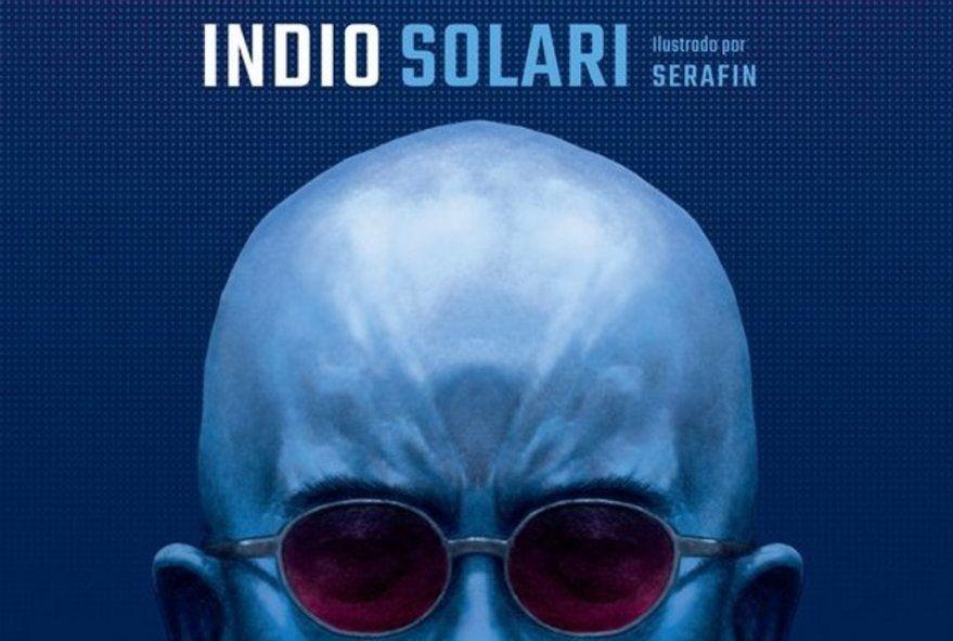 La editorial Penguin Libros anticipó lo nuevo del Indio Solari. La vida es una misión secreta