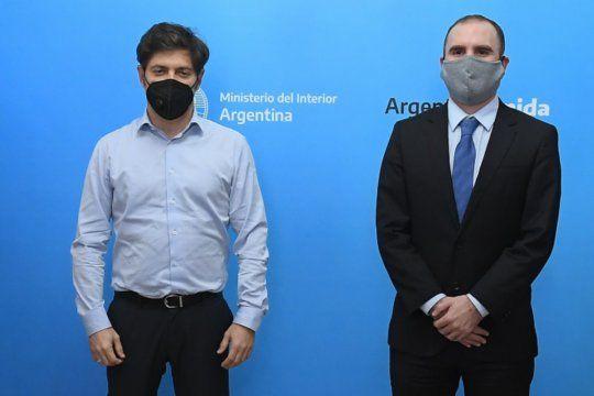 Kicillof busca evitar la renuncia de Basualdo tras la tensión con Guzmán