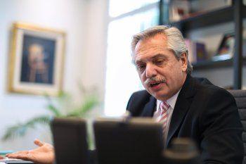 Alberto Fernández se comunicó con la titular del FMI tras la asunción de Biden