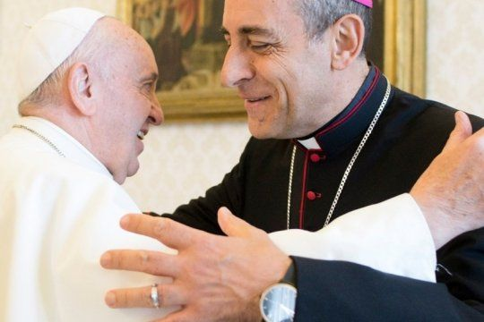 criticas a la prision preventiva: el arzobispo platense desmintio que el papa se haya referido a la argentina