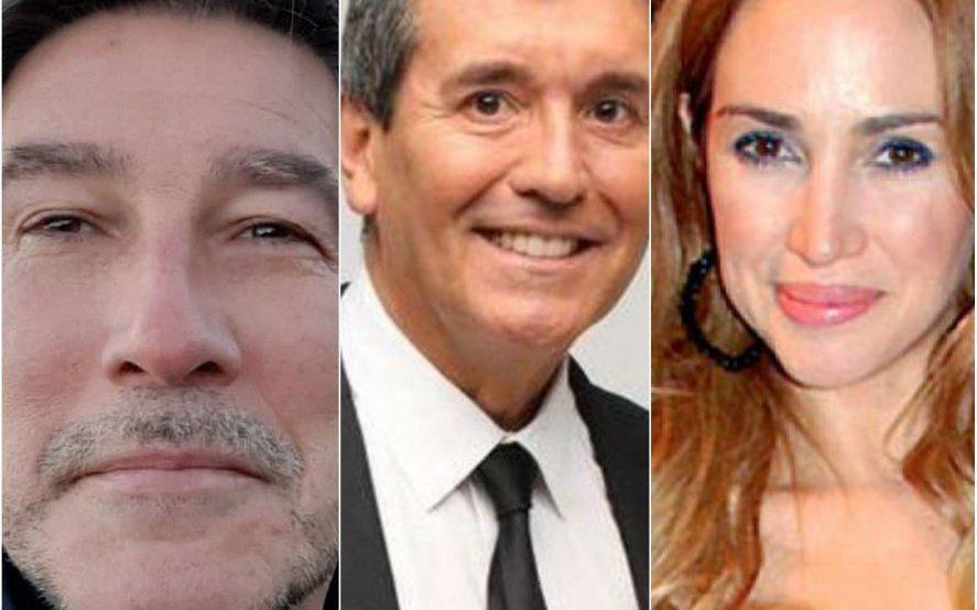 Pachu Peña, Belen Francese y Miguel Ángel Cherutti se contagiaron de coronavirus luego de ir al programa de Lizy Tagliani