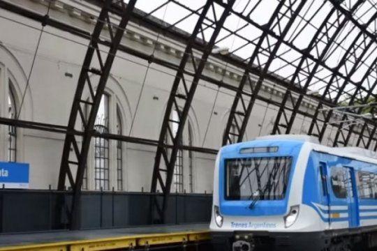 tren roca: servicio reducido en el ramal la plata ? constitucion luego de un accidente