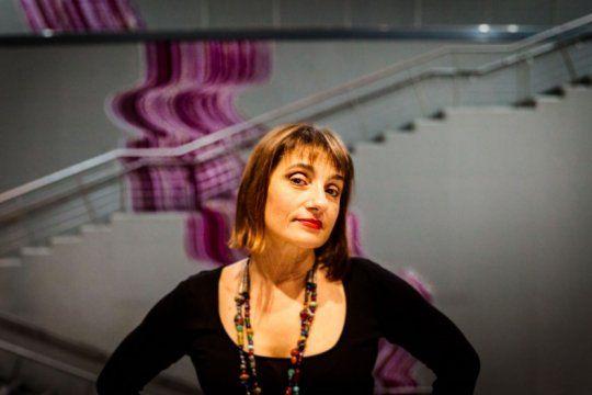 hilda lizarazu:ojala que sea ley el cupo femenino en los festivales