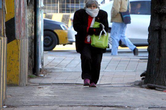 El frío no da tregua: hay ciudades bonaerense con sensaciones térmicas bajo cero.