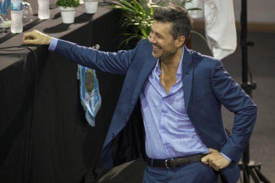 tinelli ya es el nuevo presidente de superliga: mira el armado del futbol que se viene