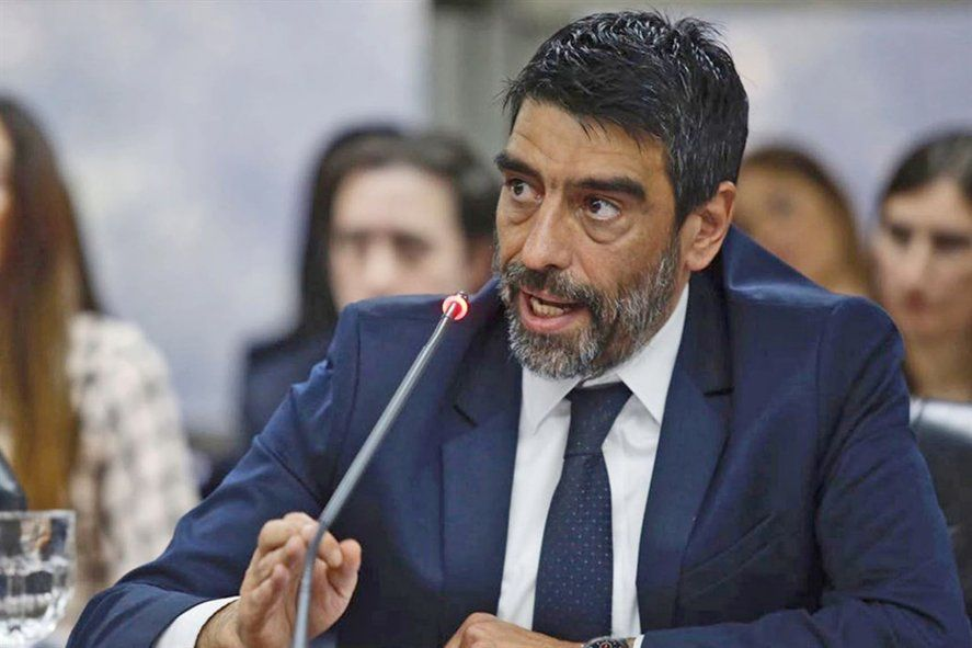 Rodolfo Tailhade acusó a Conte Grand y María Eugenia Vidal de realizar espionaje ilegal