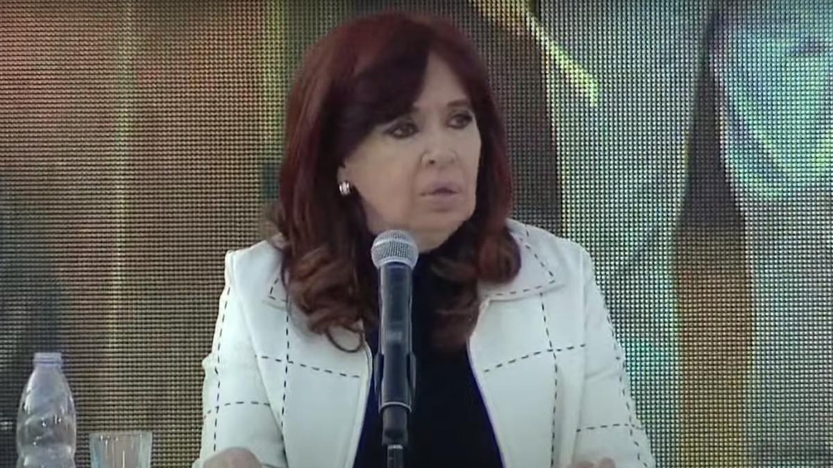 Cristina Fernández: Para obtener las cosas hay que luchar