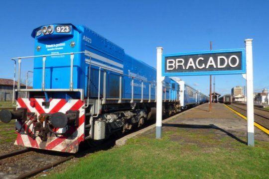 vuelve el tren a bragado: el servicio conectara varias ciudades con capital federal