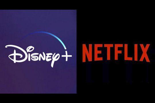 Netflix latinoamerica y una sorprendente bienvenida a su rival Disney