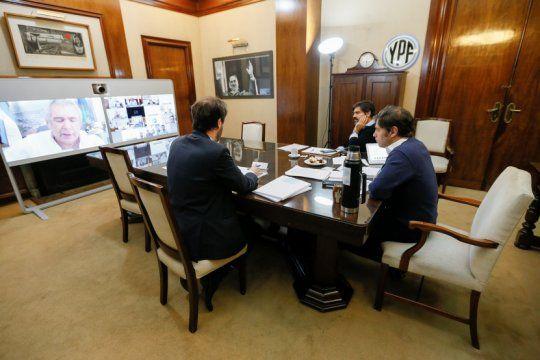 asistencia financiera a municipios: la provincia firmo convenios con otros 42 distritos