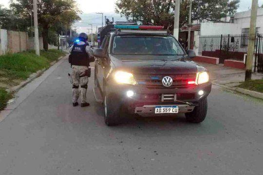 Los allanamientos estuvieron a cargo de la DDI de Junín