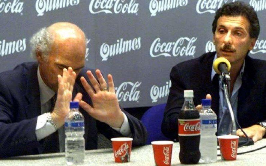 A lo Macri: Bartomeu quiere exponer a Messi como Mauricio lo intentó con Bianchi.