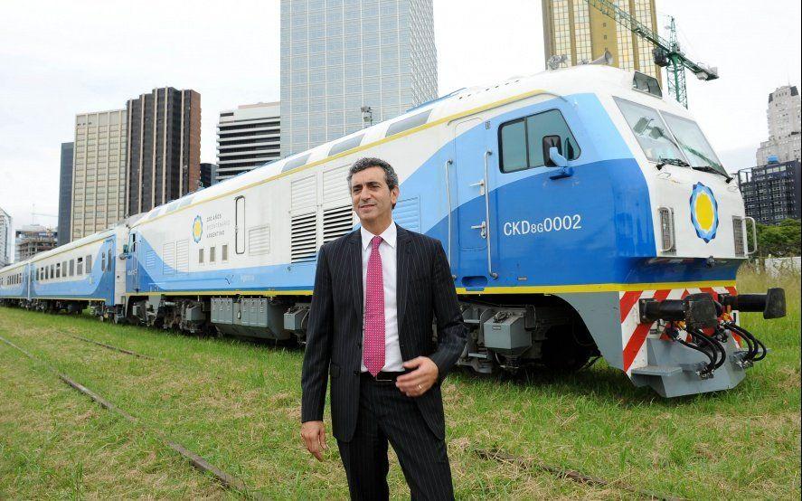 El randazzismo salió al cruce de las denuncias de Macri sobre la renovación de ferrocarriles