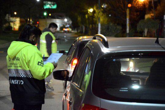 la municipalidad de la plata secuestro casi 800 vehiculos y labro mas de 18 mil infracciones