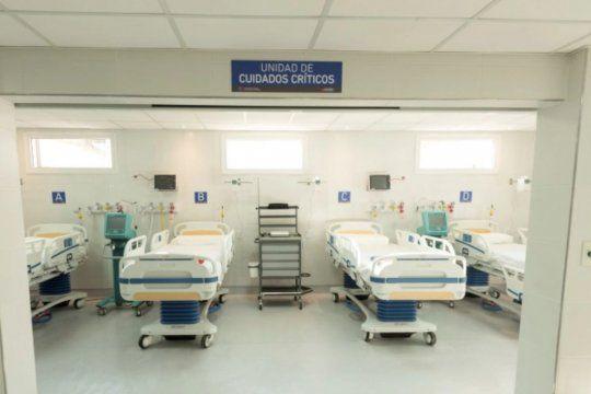 Coronavirus en La Plata: casos activos y ocupación de camas de terapia intensiva