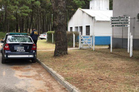 Ayer hubo allanamientos en Pinamar. Yeza dijo que colaborará con la investigación.