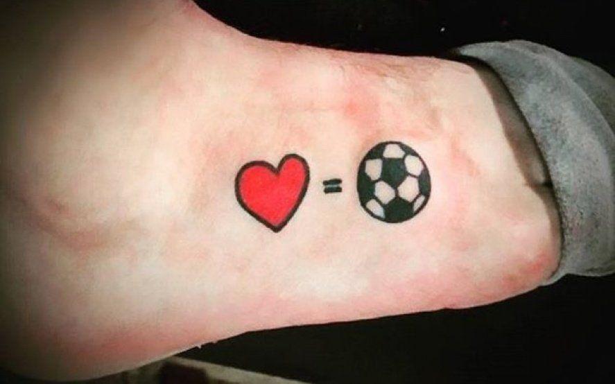 Amor por el fútbol: mirá los mejores saludos de hinchas y clubes por San Valentín