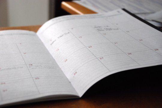 El 2020 tendrá 18 feriados y 9 fines de semana largos