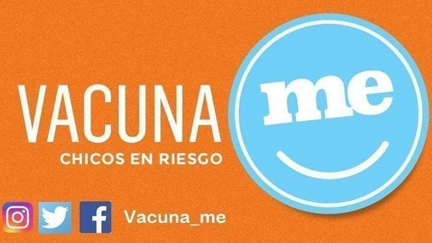 """Desde """"Vacuna me"""" piden la vacunación de chicos menores de edad con discapacidad o patologías de riesgo"""