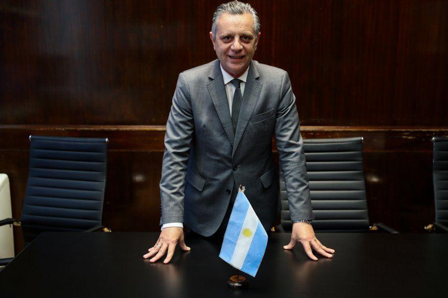Ariel Schale: Queremos recueprar el orgullo de los argentinos por su industrai nacional.