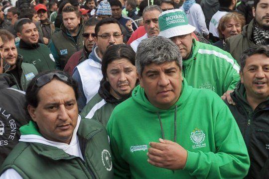 moyano bloqueo tres centros de distribucion de mercadolibre en el conurbano