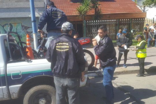 secuestraron mas de 30 vehiculos adulterados en un barrio gitano
