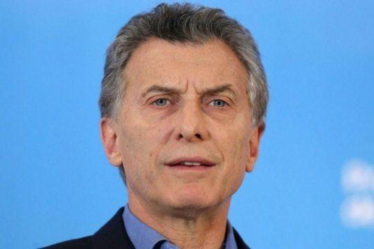 macri elogio al campo y que dijo que el cepo al dolar es necesario para la tranquilidad de los argentinos