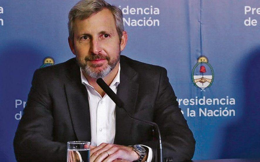 """Frigerio insistió en ampliar Cambiemos y dijo que """"varias figuras"""" pueden acompañar en la fórmula a Macri"""