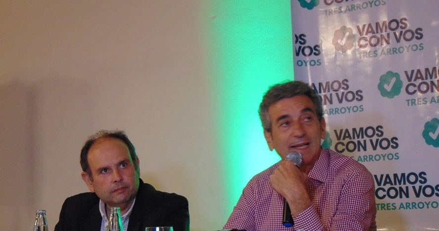 El candidato de Florencio Randazzo en la sexta y una crítica al corazón del FDT