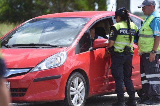 A partir de este lunes dejarán de haber controles en las rutas en los municipios bonaerenses de Junín, Lincoln, Bragado, Gral. Viamonte, Rivadavia y Trenque Lauquen