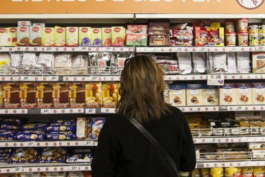 precios cuidados: presentan un proyecto para que se incluyan los alimentos aptos para celiacos