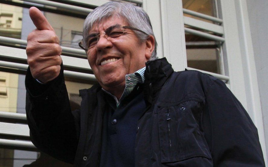 """Para Moyano, el paro """"no es la forma de pelear"""" y hay que hacerlo """"en las urnas"""" contra Macri"""