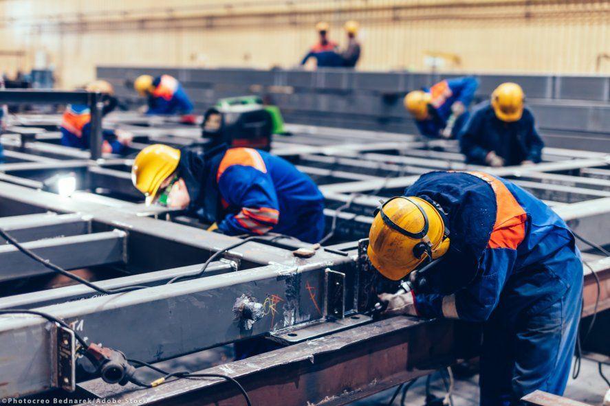 El Indec difundió los números de la actividad economica