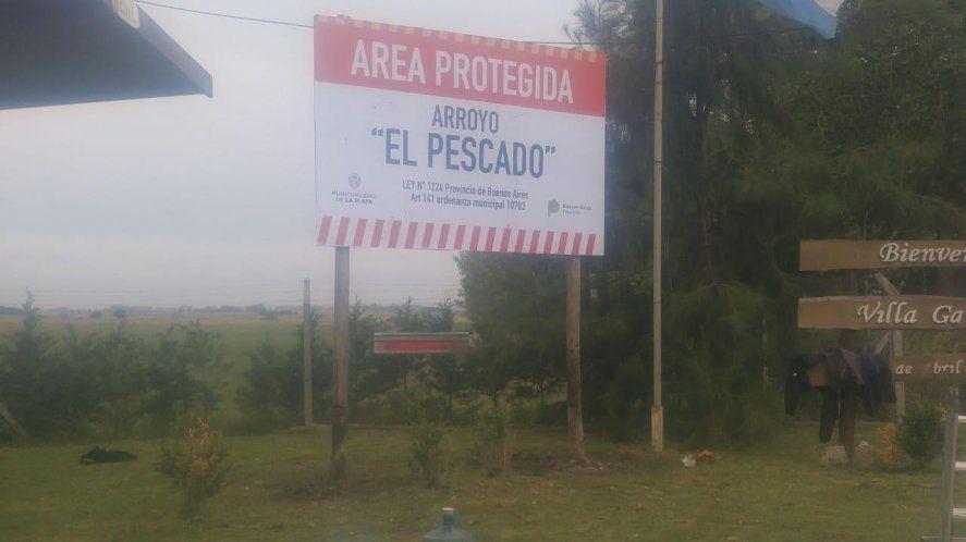 La Plata: plan para proteger el único arroyo sin contaminar