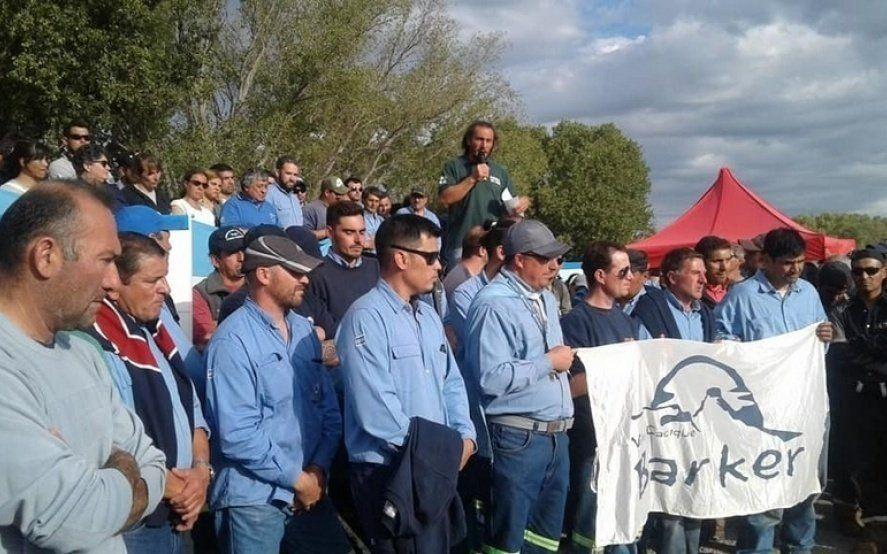 Desolación en Barker: Loma Negra cierra la planta y comienza a despedir a los trabajadores